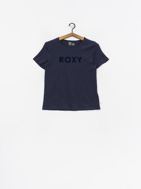 Tričko Roxy Red Sunset A Wmn (dress blues)