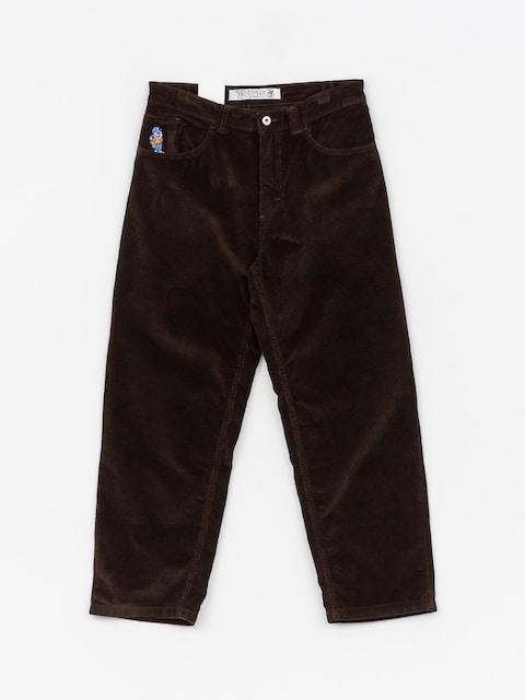Kalhoty Polar Skate 93 Cords (brown)