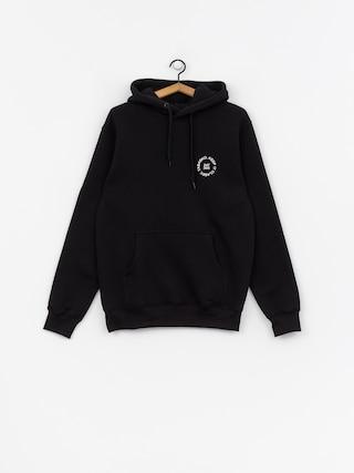 Mikina s kapucí Tabasko Circle HD (black)