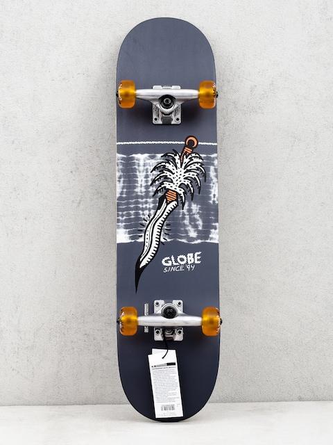 Skateboard Globe G2 Palm Prick (black/coral)