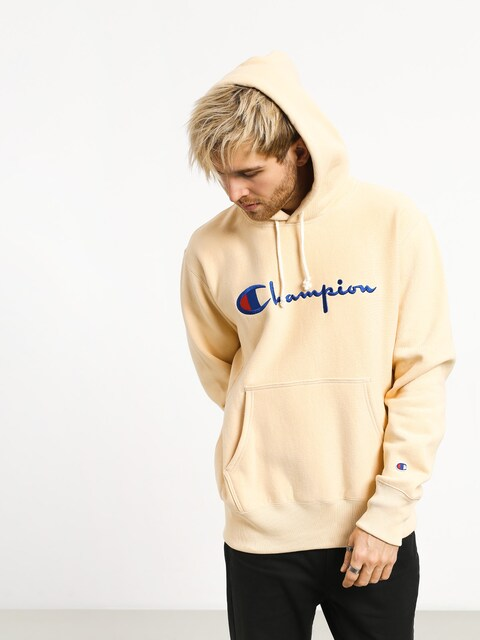 Mikina s kapucí Champion Reverse Weave Hooded Sweatshirt HD (wet)