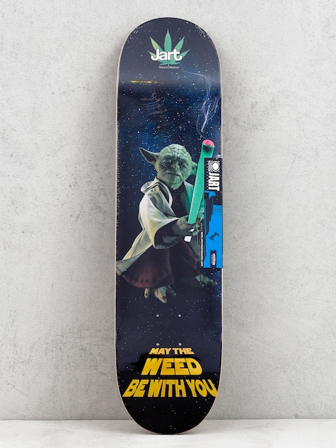 Deska Jart Weed Nation Yoda (black)