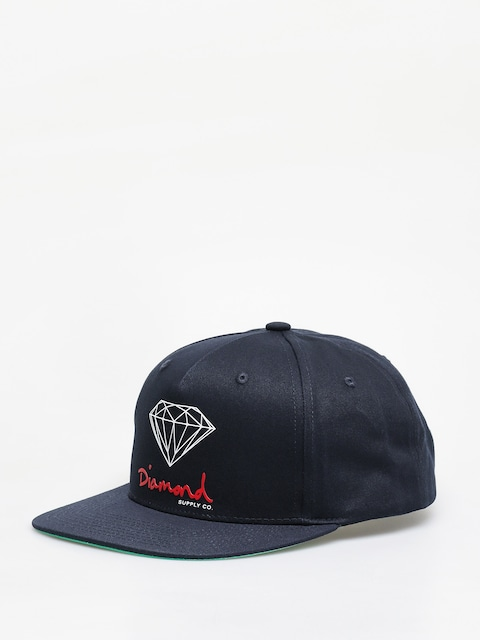 Kšiltovka  Diamond Supply Co. Og Sign Snapback ZD