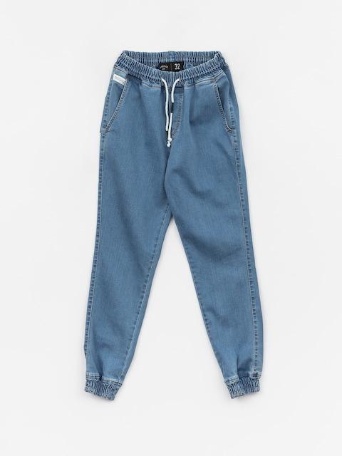 Kalhoty Elade Jogger (light blue denim ii)