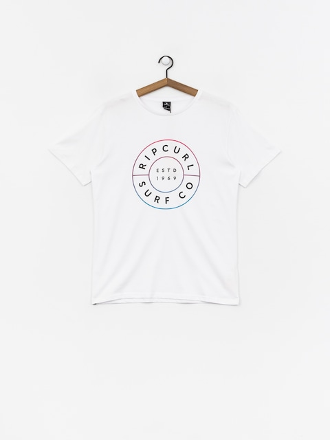 Tričko Rip Curl Neon Donut (optical white)