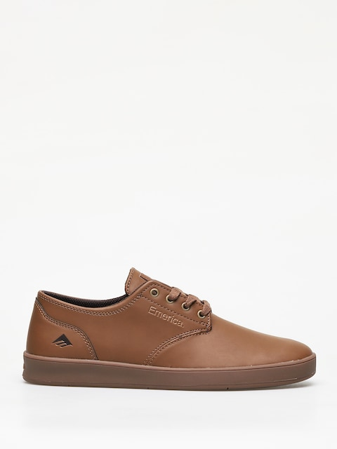 Boty Emerica The Romero Laced (tan/tan/brown)