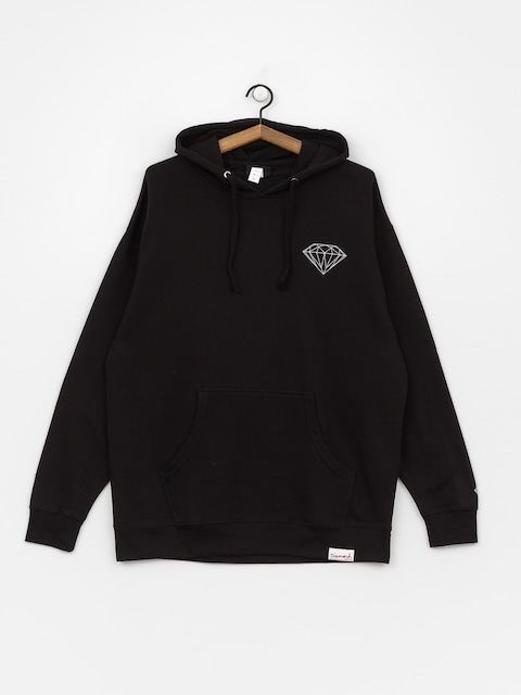 Mikina Diamond Supply Co. Draft (black)