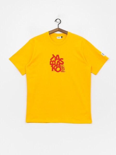 Tričko Tabasko Mess (yellow)