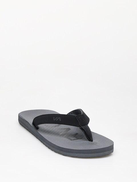 Plážovky RVCA Subtropic Sandal (smoke)