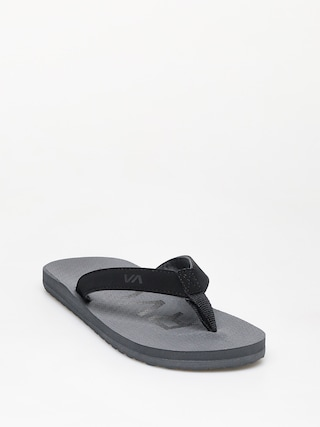 Plu00e1u017eovky RVCA Subtropic Sandal (smoke)