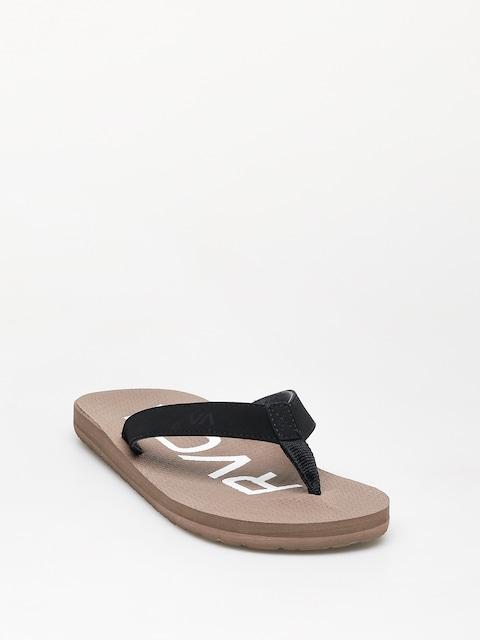 Plážovky RVCA Subtropic Sandal (khaki)