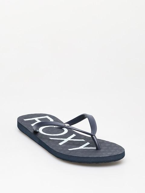 Plážovky Roxy Sandy II Wmn (blue)