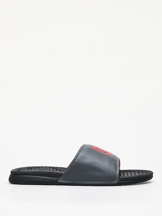 Plu00e1u017eovky DC Bolsa (black/grey/red)