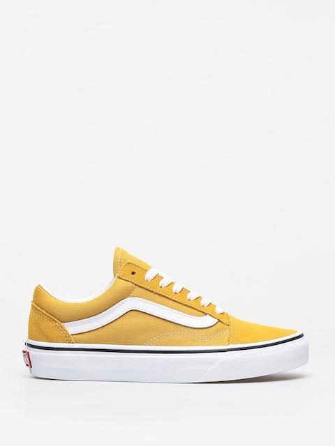 Boty Vans Old Skool (yolk yellow/true white)