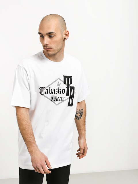 Tričko Tabasko Wear (white)