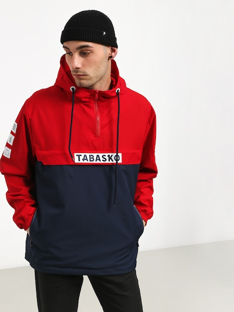 Bunda Tabasko Logo (red/navy)