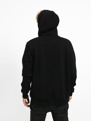 Mikina s kapucí Prosto Standard HD (black)