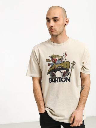 Tričko Burton Bronn (pelican)