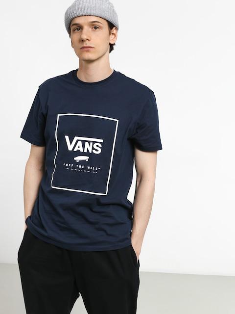 Tričko Vans Print Box