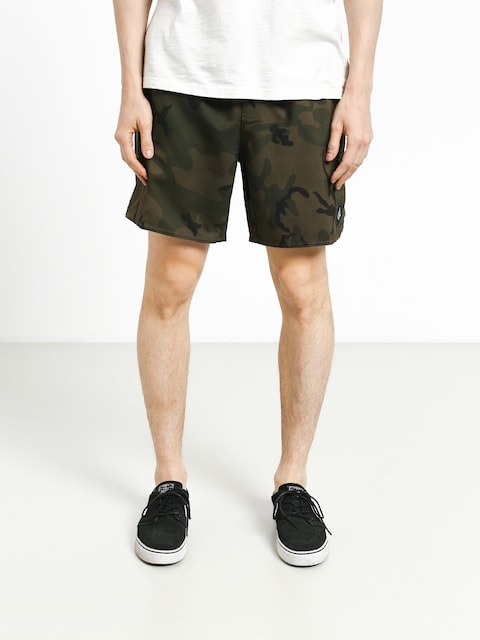 Kraťasy Volcom True Trunks 17 (cam)