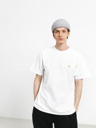 Triu010dko Carhartt Chase (white/gold)
