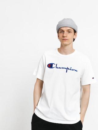 Triu010dko Champion Premium Reverse Weave Big Logo (wht)
