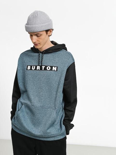 Mikina s kapucí Burton Oak HD (bsaph/htrtbl)