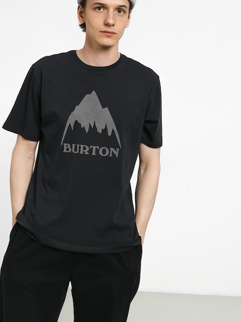 Tričko Burton Clmtnhgh (true black)