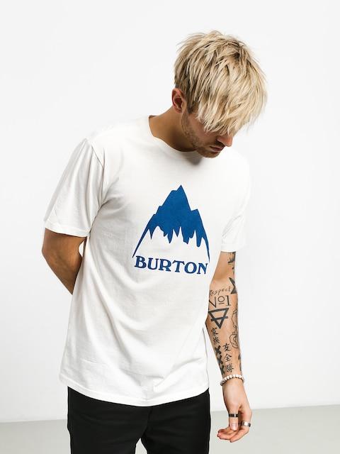Tričko Burton Clmtnhgh (stout white)