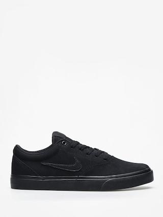 Boty Nike SB Sb Charge Slr (black/black black)