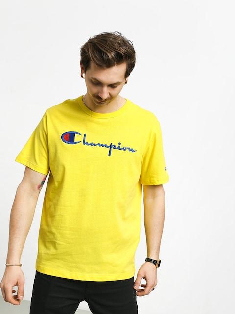 Tričko Champion Premium Reverse Weave Big Logo