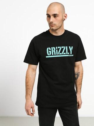 Triu010dko Grizzly Griptape Stamped (black)