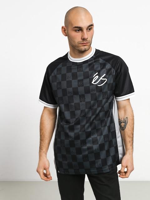 Tričko Es League Soccer (black)