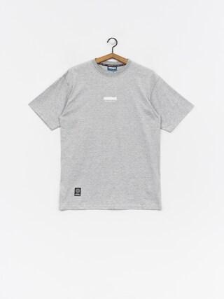 bc428b42d836 ... Tričko MassDnm Classics Small Logo (light heather grey) ...