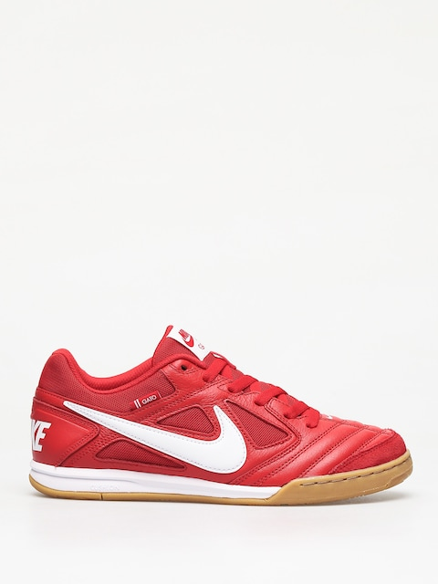 Boty Nike SB Sb Gato (university red/white gum light brown)