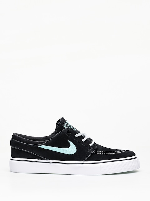 Boty Nike SB Air Zoom Stefan Janoski Og (black/mint white)