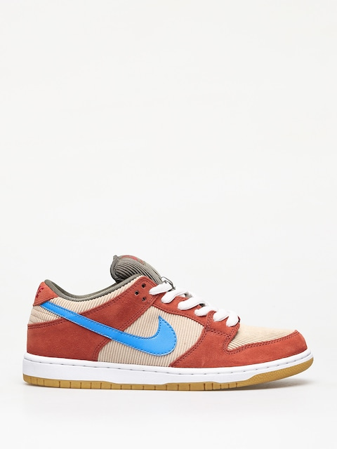 Boty Nike SB Sb Dunk Low Pro (dusty peach/photo blue desert ore)
