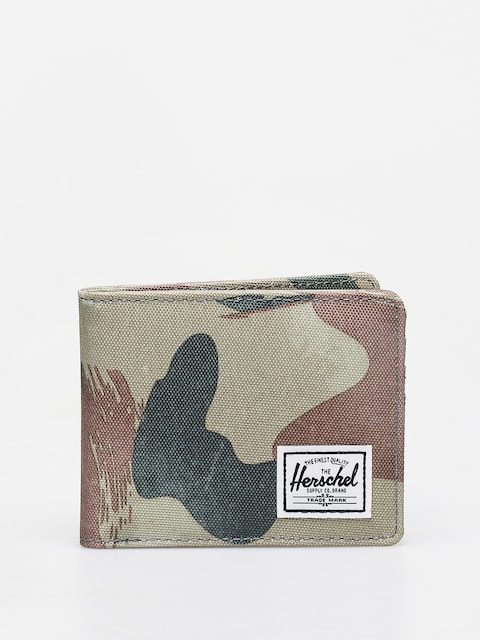 Peněženka Herschel Supply Co. Roy Coin Rfid (brushstroke camo)