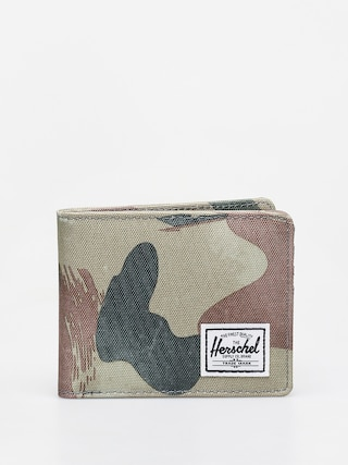 Penu011bu017eenka Herschel Supply Co. Roy Coin Rfid (brushstroke camo)