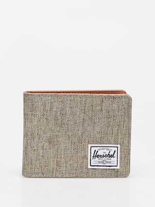 Peněženka Herschel Supply Co. Hank Rfid (kelp crosshatch/kelp)