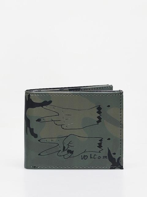 Peněženka Volcom Radiator 3F Pu (cam)