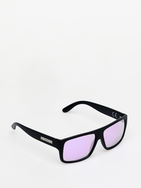 Sluneční brýle MassDnm Icon (matte black/purple)