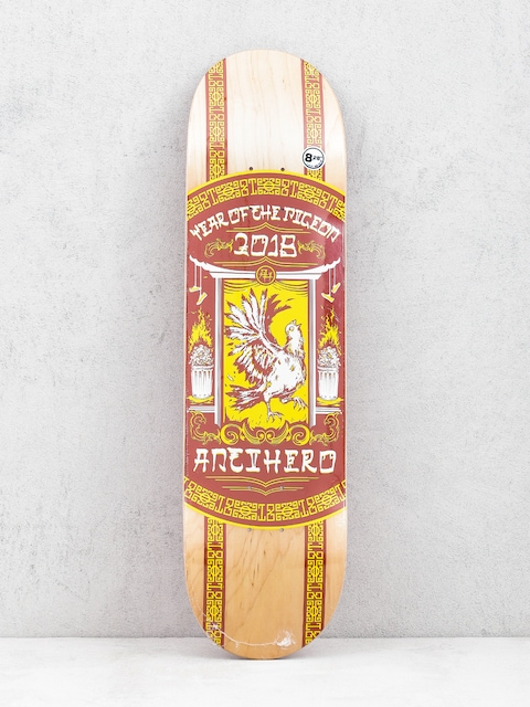 Deska Antihero Year Of The Pigeon (light brown)