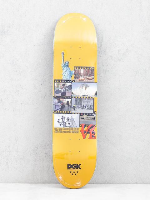 Deska DGK Thoro (gold)