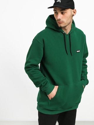 Mikina s kapucí Diamante Wear Basic HD (green)