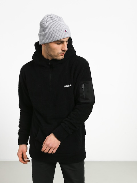 Fleecová mikina Diamante Wear Basic HD (black)