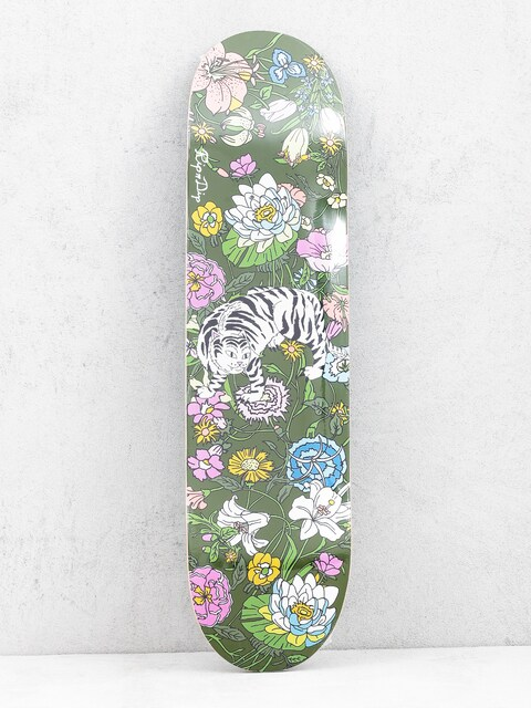 Deska RipNDip Wild Flower (green/multi)