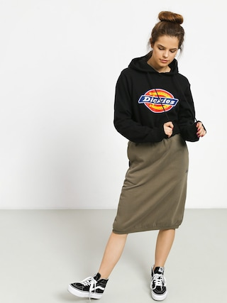 Mikina s kapucí Dickies Nevada HD Wmn (black)