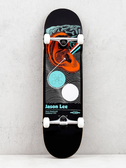 Skateboard Stereo Jason Lee Classic (black)