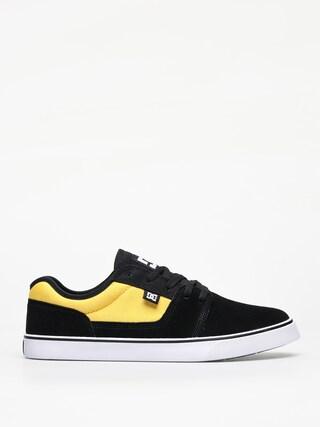 Boty DC Tonik (black/yellow)